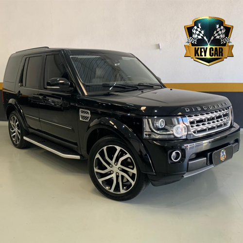 Land Rover Discovery 4 3.0 TD6 HSE 4WD Automático Diesel