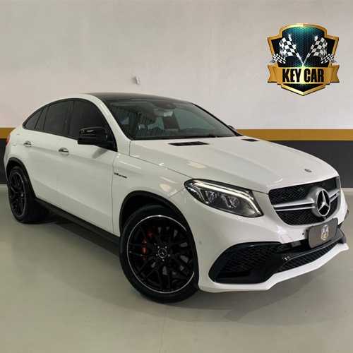 Mercedes Benz GLE 63 AMG 4Matic Coupe